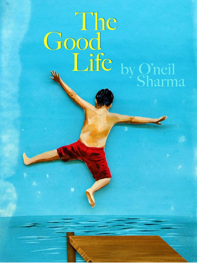 The Good Life Book Jacket 2021